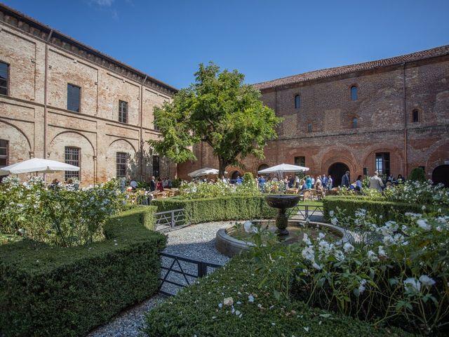 Il matrimonio di Fabio e Alessia a Trino, Vercelli 20