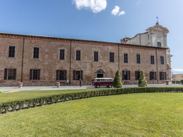 Il matrimonio di Fabio e Alessia a Trino, Vercelli 21