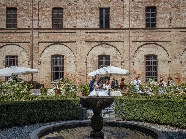 Il matrimonio di Fabio e Alessia a Trino, Vercelli 23
