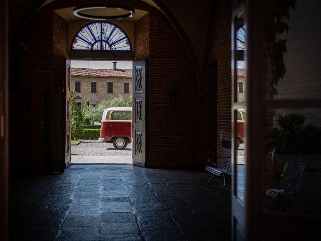 Il matrimonio di Fabio e Alessia a Trino, Vercelli 25