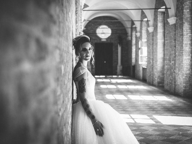 Il matrimonio di Fabio e Alessia a Trino, Vercelli 27