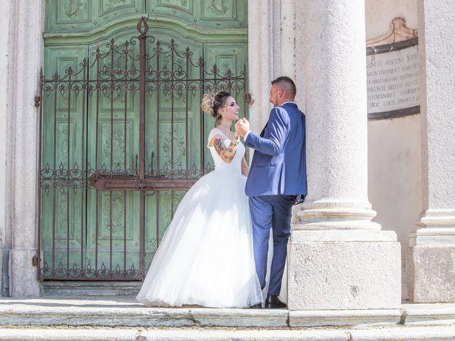 Il matrimonio di Fabio e Alessia a Trino, Vercelli 29