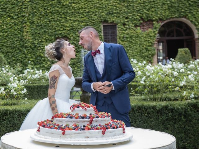 Il matrimonio di Fabio e Alessia a Trino, Vercelli 31