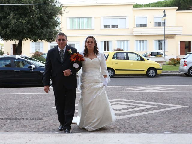 Il matrimonio di Simone e Sara a Pontinia, Latina 2