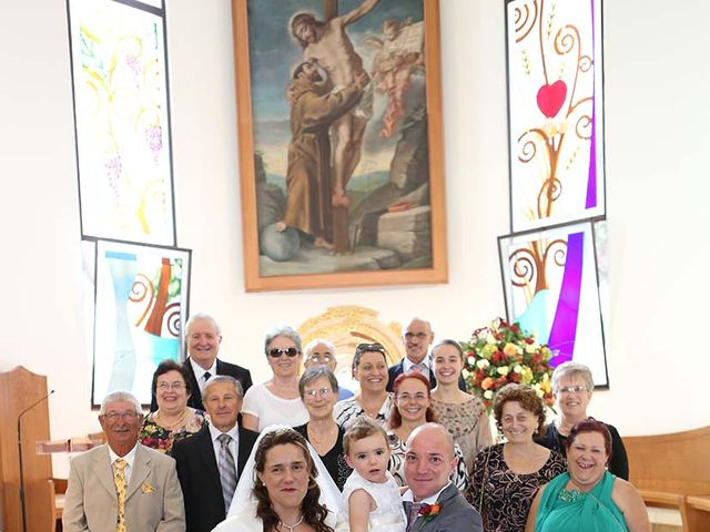 Il matrimonio di Simone e Sara a Pontinia, Latina 7
