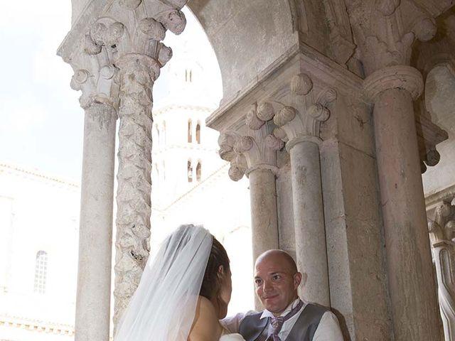 Il matrimonio di Simone e Sara a Pontinia, Latina 10