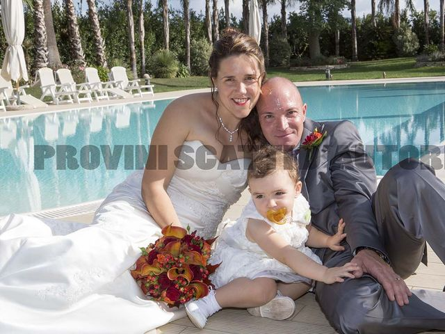 Il matrimonio di Simone e Sara a Pontinia, Latina 11