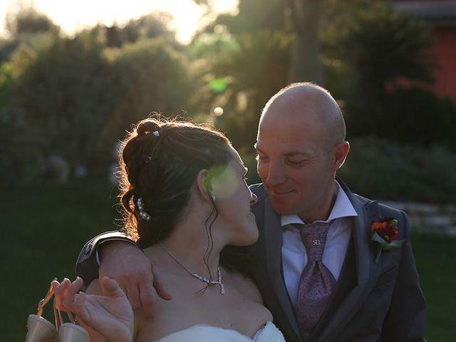 Il matrimonio di Simone e Sara a Pontinia, Latina 15
