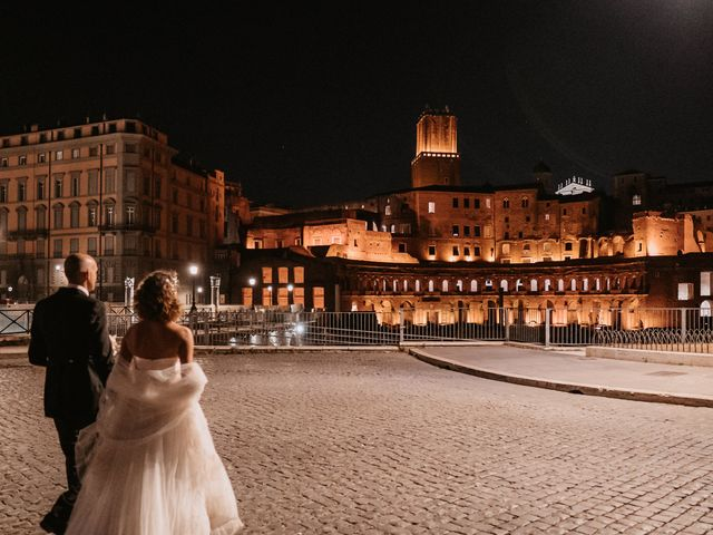 Il matrimonio di Giorgio e Sara a Roma, Roma 4