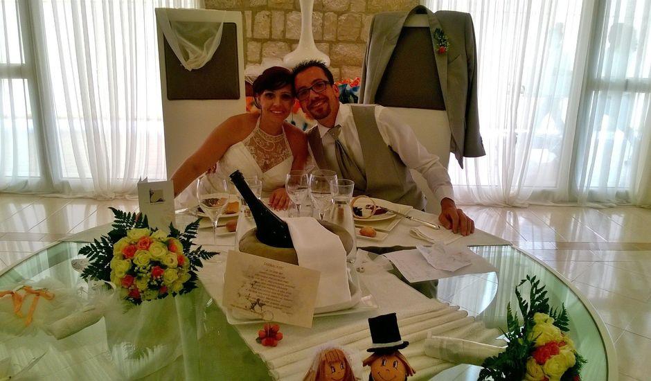 Il matrimonio di Angelica e Fabio a Santeramo in Colle, Bari