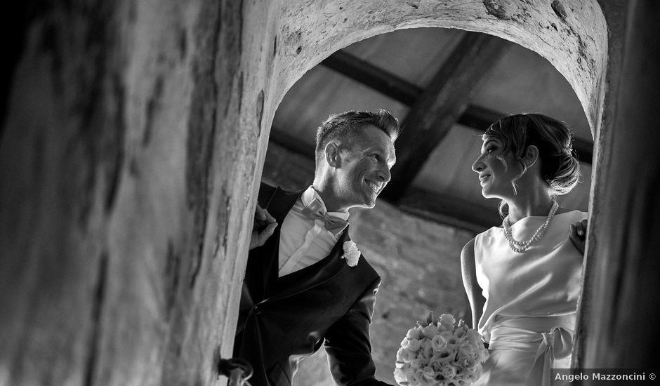 Il matrimonio di Enrico e Simona a Dozza, Bologna