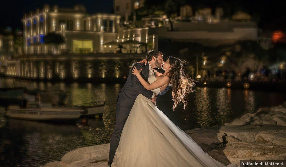 Il matrimonio di Giovanni e Anna a Bacoli, Napoli