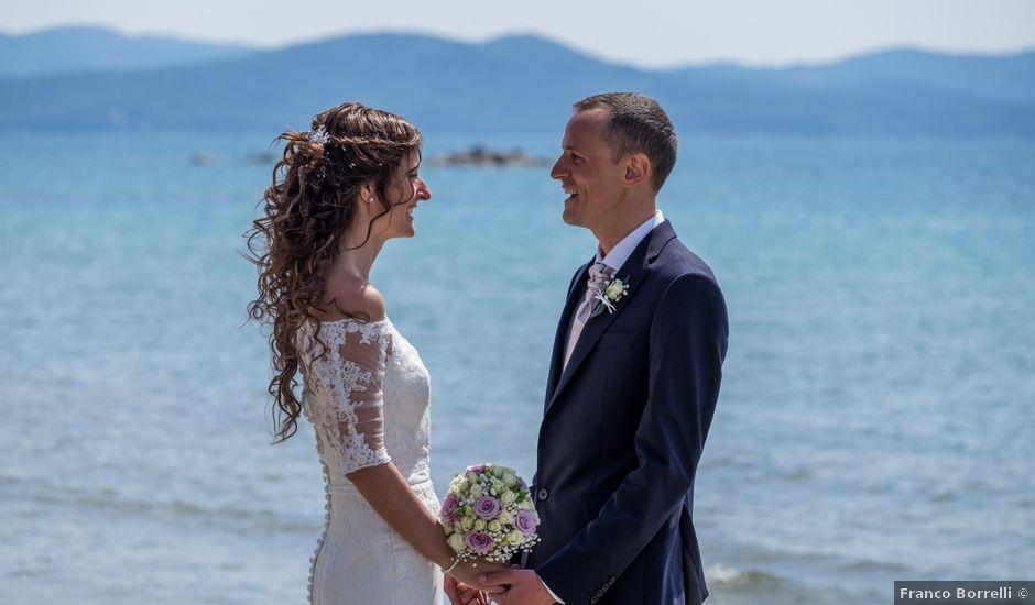 Il matrimonio di Davide e Martina a Follonica, Grosseto