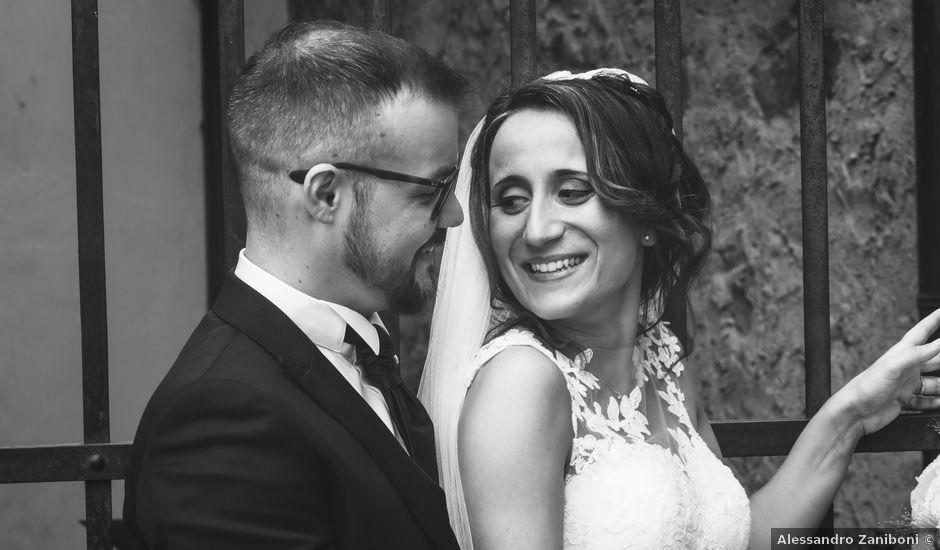 Il matrimonio di Andrea e Cristina a Castellucchio, Mantova