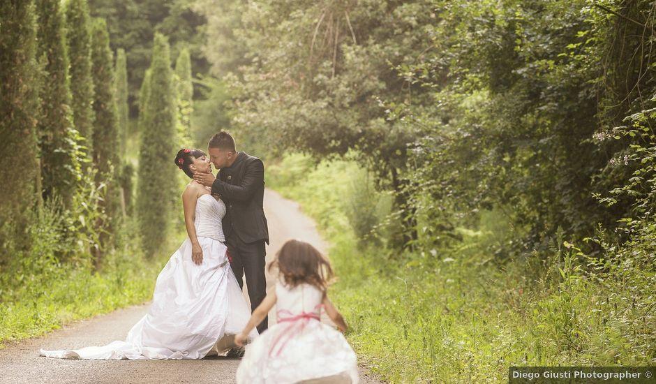 Il matrimonio di Daniele e Elena a Livorno, Livorno