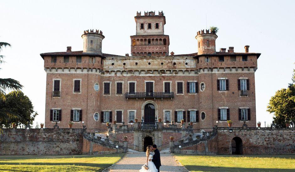 Il matrimonio di Gabriele e Elisa a Pavia, Pavia