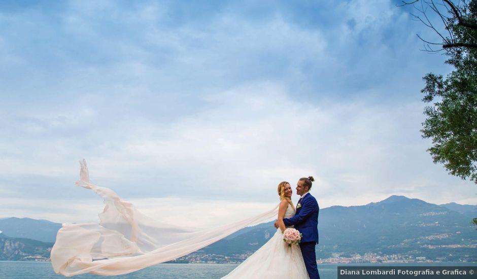 Il matrimonio di Andrea e Roberta a Pisogne, Brescia