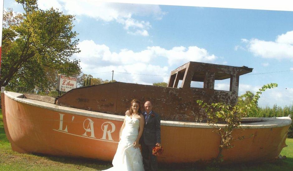 Il matrimonio di Simone e Sara a Pontinia, Latina