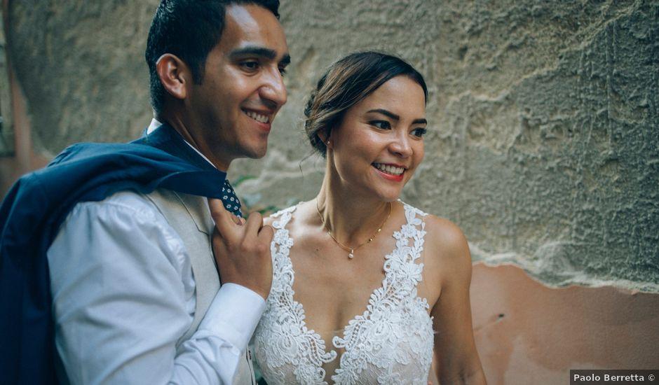 Il matrimonio di Nathalie e Jesus a Siracusa, Siracusa