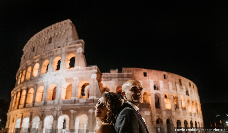 Il matrimonio di Giorgio e Sara a Roma, Roma