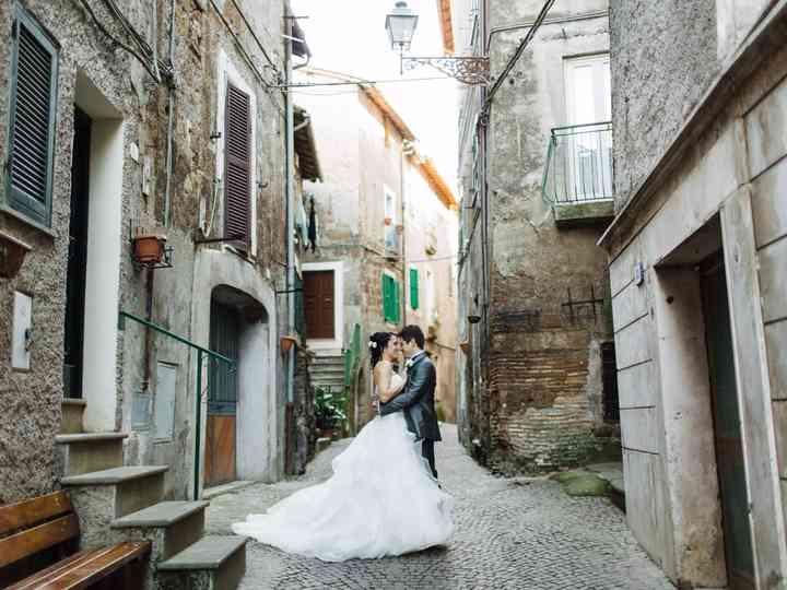 Le nozze di Maria Virgilia e Nicholas