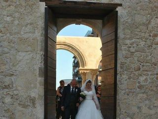 Le nozze di Jessica e Marco 2