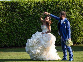 Le nozze di Tina e Daniele