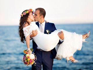 Le nozze di Rosaria e Umberto