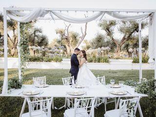 Le nozze di Matteo e Rosangela