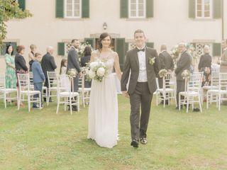 Le nozze di David e Natalie