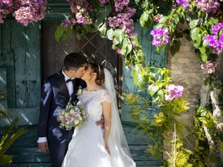 Le nozze di Christian e Veronica