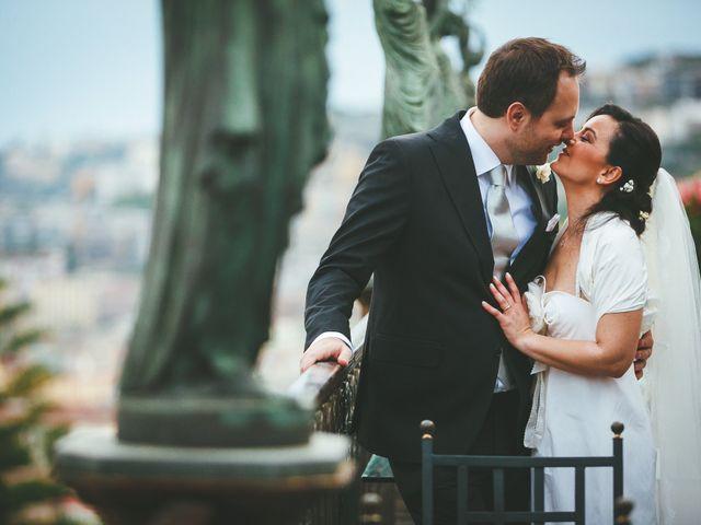 le nozze di Rosaria e Francesco