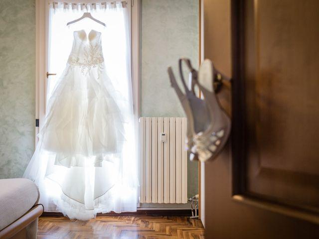 Il matrimonio di Matteo e Alessandra a Moscazzano, Cremona 2
