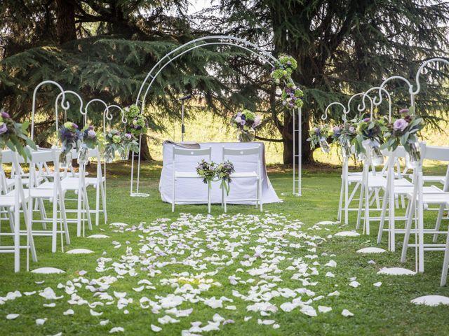 Il matrimonio di Matteo e Alessandra a Moscazzano, Cremona 11