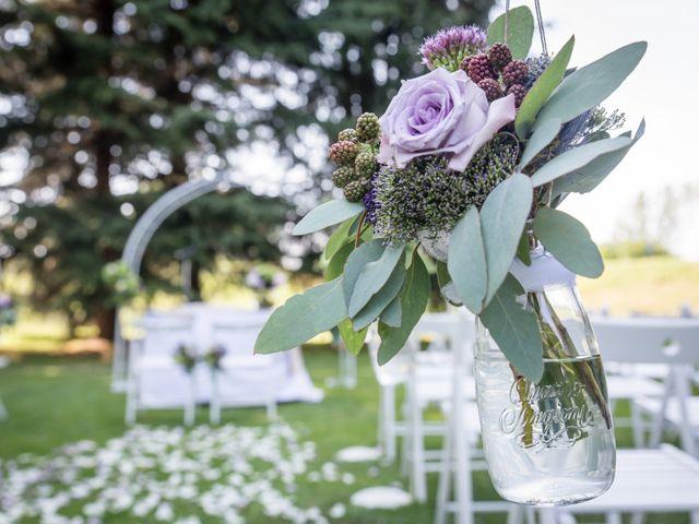 Il matrimonio di Matteo e Alessandra a Moscazzano, Cremona 12