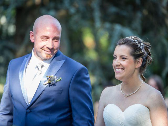 Il matrimonio di Matteo e Alessandra a Moscazzano, Cremona 14