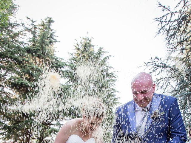 Il matrimonio di Matteo e Alessandra a Moscazzano, Cremona 16