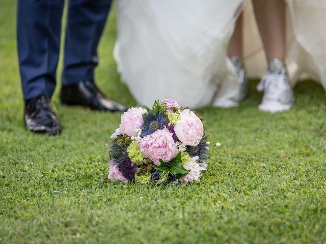 Il matrimonio di Matteo e Alessandra a Moscazzano, Cremona 22
