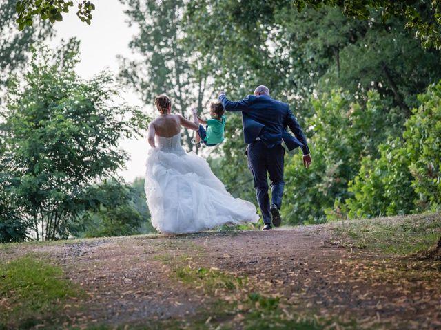 Il matrimonio di Matteo e Alessandra a Moscazzano, Cremona 23