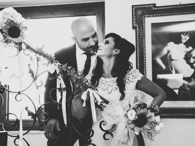 Le nozze di Denisa e Luca