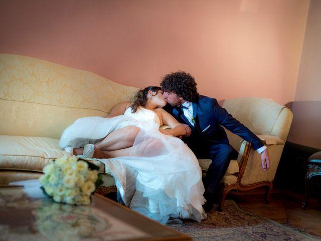 le nozze di Paola e Lorenzo