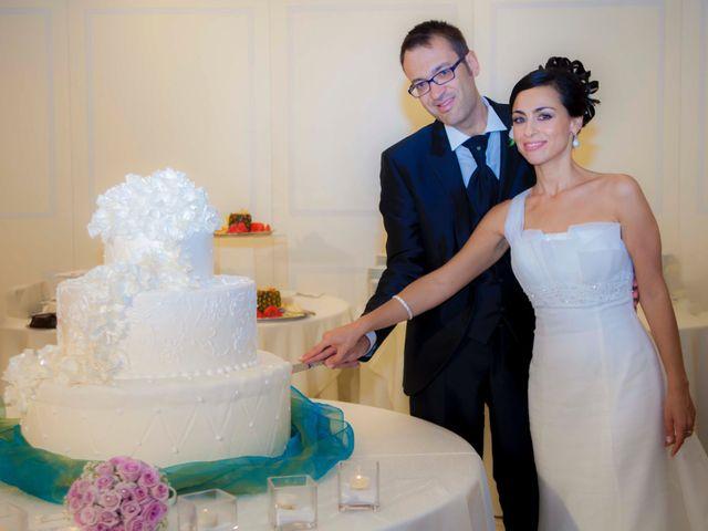 Le nozze di Grazia e Gianluigi