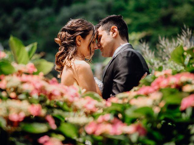 Le nozze di Valeria e Enrico