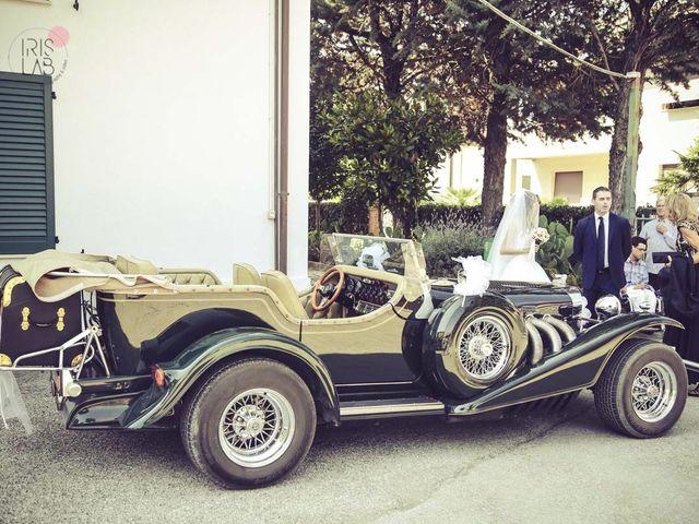 Il matrimonio di Alessandro e Natascia a Mondolfo, Pesaro - Urbino 22