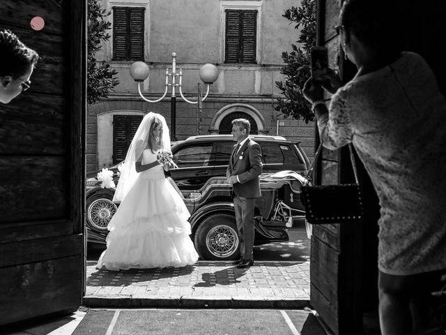 Il matrimonio di Alessandro e Natascia a Mondolfo, Pesaro - Urbino 23