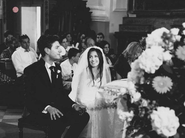 Il matrimonio di Alessandro e Natascia a Mondolfo, Pesaro - Urbino 25