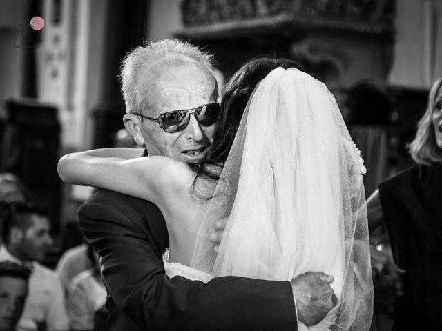 Il matrimonio di Alessandro e Natascia a Mondolfo, Pesaro - Urbino 27