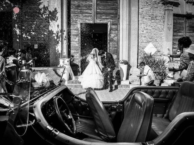 Il matrimonio di Alessandro e Natascia a Mondolfo, Pesaro - Urbino 30