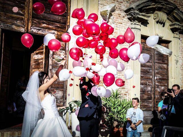 Il matrimonio di Alessandro e Natascia a Mondolfo, Pesaro - Urbino 33