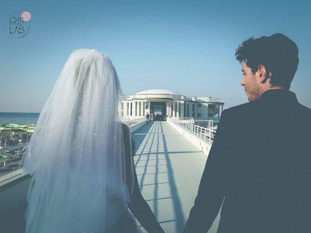 Il matrimonio di Alessandro e Natascia a Mondolfo, Pesaro - Urbino 1